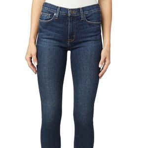 Hudson Jeans Blair High Waisted Skinny Jeans 26